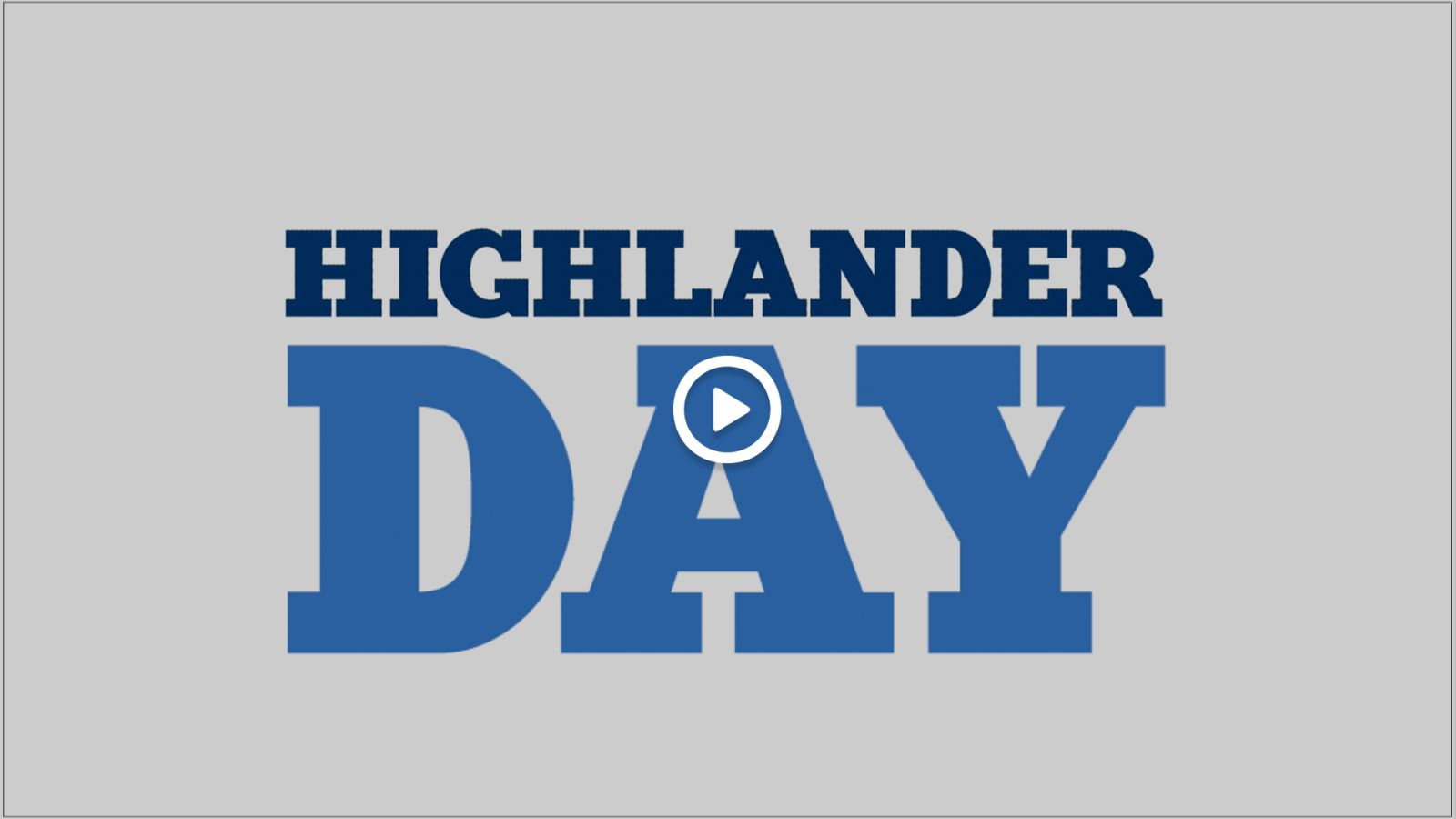 Highlander Day