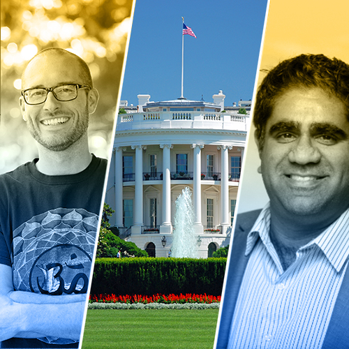 White House Honors Two UCR Faculty