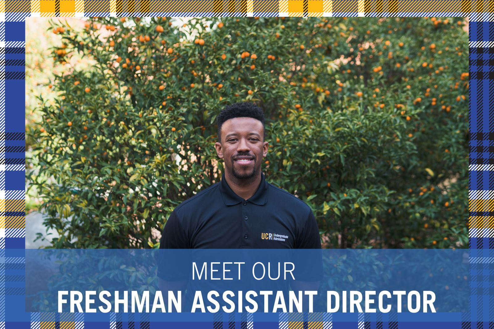 Get to Know UCR Undergraduate Admissions